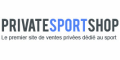 codice sconto private sport shop